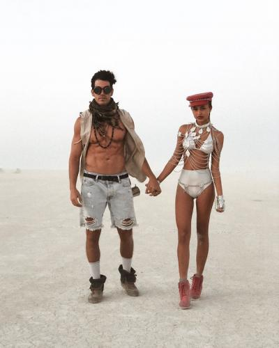 burning man fest 105