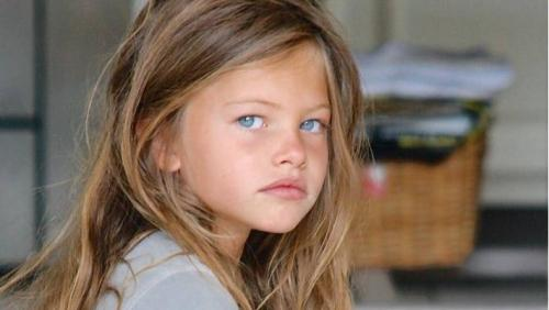 thylane blondeau kid